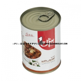 کنسرو لوبیا قارچ (380 گرمی) بیژن