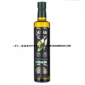 روغن زیتون بکر (500 گرمی) لادن طلایی
