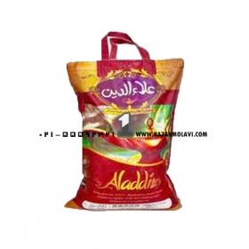 برنج هندی 10 کیلویی علاالدین