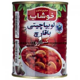 کنسرو لوبیا قارچ ( 350 گرمی) خوشاب
