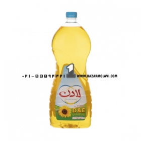 روغن مایع ویتامینه آفتاب گردان 1.5 لیتری لادن