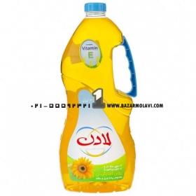 روغن مایع آفتابگردان (3 لیتری) لادن