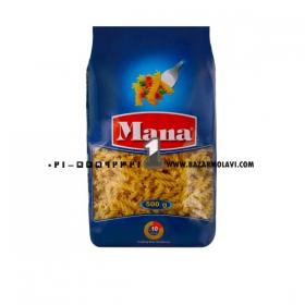 ماکارونی (پاستا مته) 500 گرمی مانا