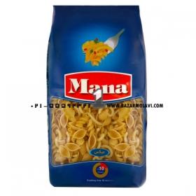 ماکارونی (پاستا میکس ساده) 500 گرمی مانا