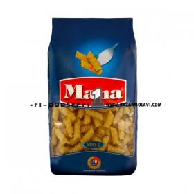 ماکارونی (پاستا اسپریلا) 500 گرمی مانا