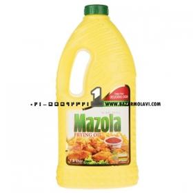 روغن سرخ کردنی 1.8 لیتری مازولا