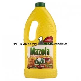 روغن ذرت سرخ کردنی ( 1.8 لیتری) مازولا