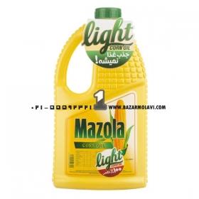 روغن ذرت( 1.8 لیتری)  لایت مازولا