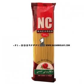 اسپاگتی (سایز1.2) 500 گرمی انسی