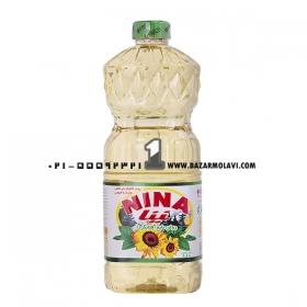 روغن آفتابگردان 1.5 لیتری نینا