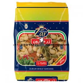 ماکارونی فرمی (500گرمی)  شلز سبزیجات  زر ماکارون