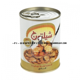 کنسرو لوبیا قارچ (400 گرمی ) شیلتون