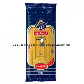 ماکارونی رشته ایی (۷۰۰ گرمی ) اسپاگتی قطر ۱.۷ زر ماکارون