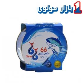 کنسرو ماهی تن 180 گرمی 66