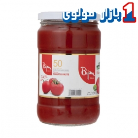 رب گوجه فرنگی مقدار 680 گرمی بیژن