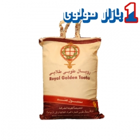 برنج هندی 10 کیلویی طوبی طلایی