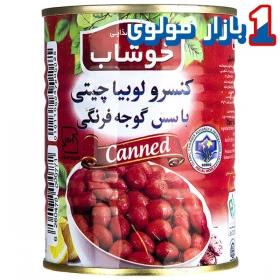 کنسرو لوبیا ( 350 گرمی) خوشاب