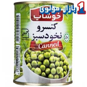 کنسرو نخود سبز ( 350 گرمی) خوشاب