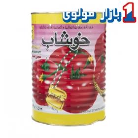 کنسرو رب گوجه فرنگی مقدار 4 کیلوگرمی خوشاب