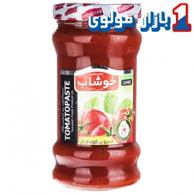 کنسرو رب گوجه فرنگی مقدار 600 گرمی خوشاب