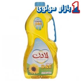روغن (مایع آفتابگردان ویتامین دی - ای) 1.620 گرمی لادن