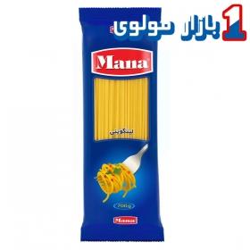 اسپاگتی (لینگوینی)  700 گرمی مانا
