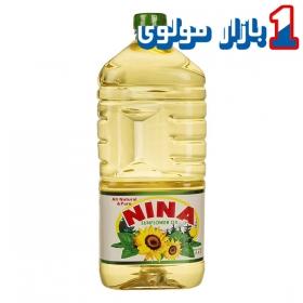 روغن آفتابگردان 3 لیتری نینا