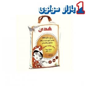 برنج پاکستانی 10 کیلویی هدی