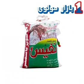 برنج پاکستانی 10 کیلویی نفیس