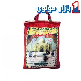 برنج پاکستانی 10 کیلویی تاج محل
