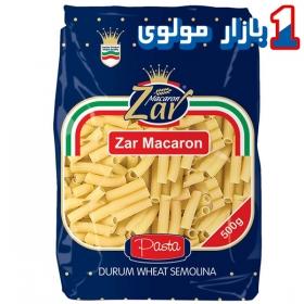 ماکارونی (پاستا سدانو) 500 گرمی زر ماکارون