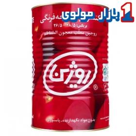 رب گوجه فرنگی  4 کیلوگرمی روژین