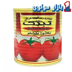 رب گوجه فرنگی  800 گرمی تبرک